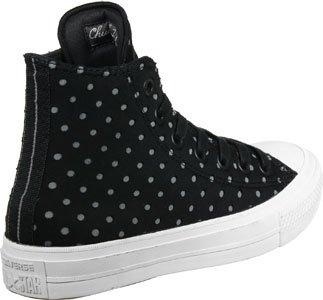 Converse All Star II Hi W Scarpa black/dolphin/white