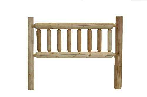 (Lakeland Mills Unfinished Headboard, Double)