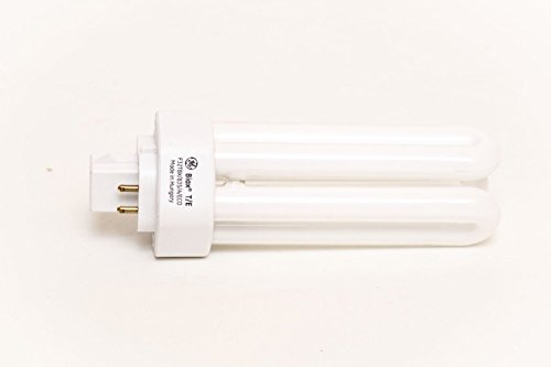 GE 97631 (25-Pack) F32TBX/835/A/ECO 32-Watt Energy Smart Ecolux Triple Tube Compact Fluorescent Light Bulb, 3500K, 2400 Lumens, 82 CRI, T4 Shape, 4-Pin GX24q-3 Base by GE (Image #1)
