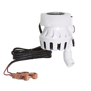 Frabill Floating Pump System - 12v Dc - More Than 30 Gallons