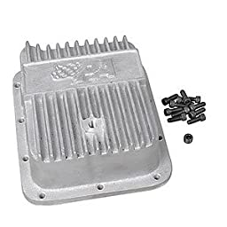 Performance Automatic PA26403 C4 Deep Aluminum Transmission Pan Case Fill