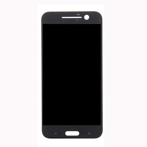 LCD Display Touch Screen Digitizer Assembly for HTC 10 M10h One M10 (Black) ()