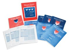 Nelson-denny Reading Test – Complete Kit (High School to Four-Year College)