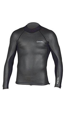 Xcel Smoothskin Sleeve Wetsuit Black