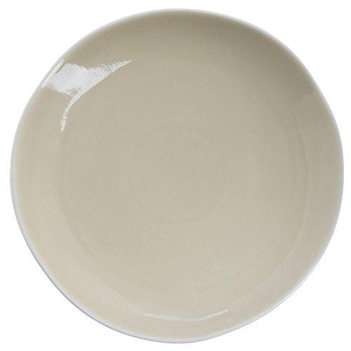Cardinal Canyon Ridge Sand Porcelain Dinner Plate   10 5 8 Dia