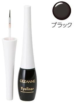 Cezanne Eyeliner N Waterproof Black Made in Japan