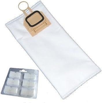 prodotto di qualit/à tedesca 6 sacchetti per aspirapolvere adatto Vorwerk Kobold 140 con spandiprofumo