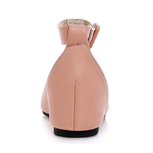 Comodo Sandalias Mujer Tacon Cuna De Pink Coolcept 0457qCwqE