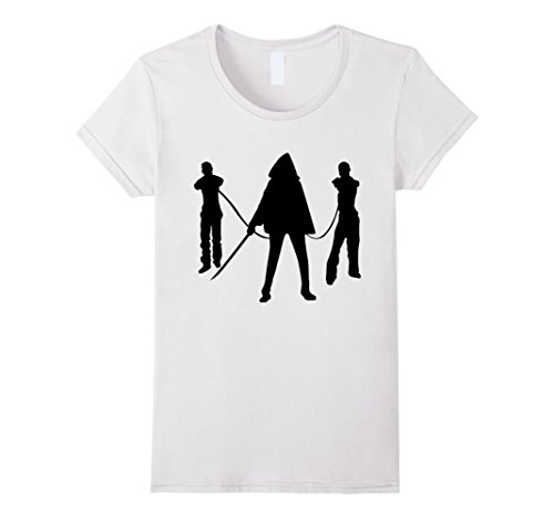Women's Michonne T-Shirt Large White