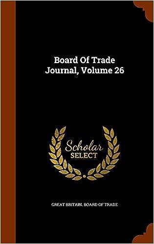Book Board Of Trade Journal, Volume 26