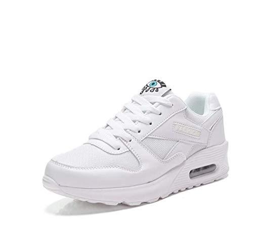 GAOPF Shoes Traning Cushion Air Casual Running Women White Mesh Sports Shoes Sneakers rqvwr8