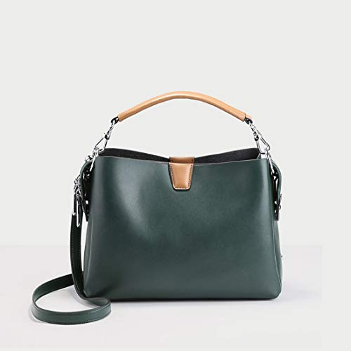 Joker Bolso La color Green De Del Baachang Cremallera Brown Crossbody Las Mano Simple Mujeres Hombro Viajero POdqwSt