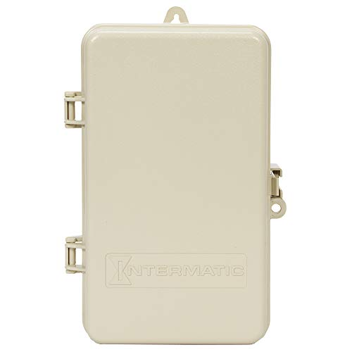 Intermatic 2T2502GA Pool/Spa Plastic Enclosure Timer (Type Enclosure Cover 3r)