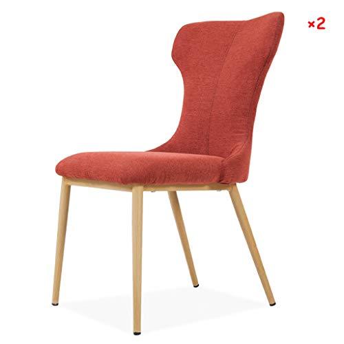 Amazon.com: Silla de escritorio ergonómica juego de 2 sillas ...