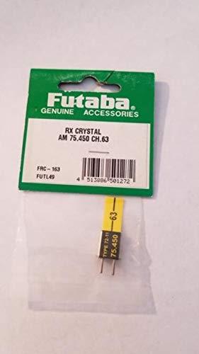 Futaba RX Crystal AM 75.450 CH. 63 FRC-163