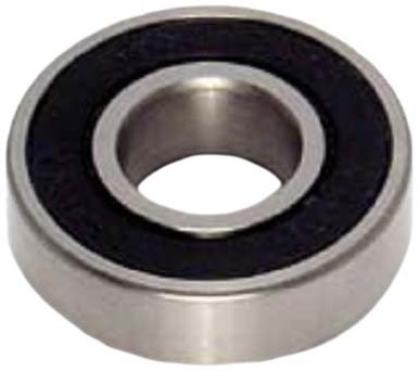 Peer Bearing 6001-2RLD-C3 6000 Series Radial Bearing, C3 Fit, 12 mm ID, 28 mm OD, 8 mm Width, Double Lip Seal PER   6001-2RLD-C3
