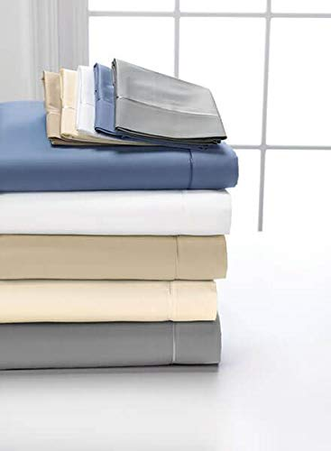 Blend Blue (DreamFit Degree 5 Bamboo Rayon Blend Sheet Set King - Blue)