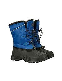 Mountain Warehouse Whistler Kids Snow Boots - Warm Winter Boots