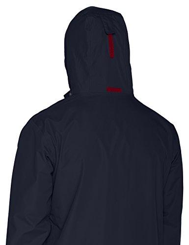 Navy Mesh Classic Regatta Red Shell Lined Jacket Blue Mens Ardmore Waterproof qggzWU8T