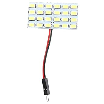 Astounding 3W 24 Led Board 12V Car Interior Dome Reading Lamp Light Super Wiring Database Liteviha4X4Andersnl