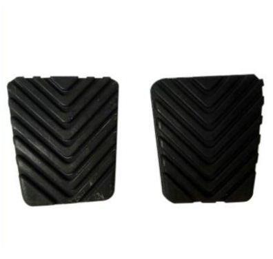Amazon.com: 2x Brake & Clutch Pedal Pad Cover for Hyundai Accent Sonata Santa Fe H100: Automotive