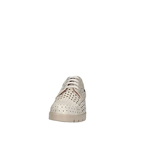 Callaghan up Femme Platine 89840 Shoes Lace aqPnarU