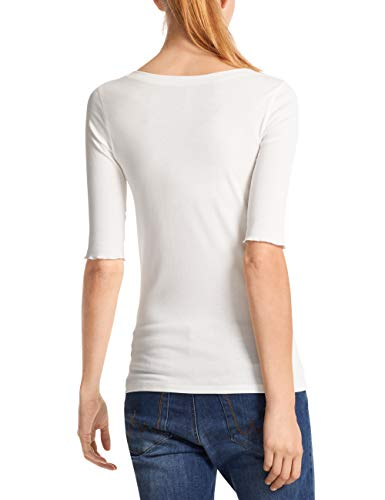 Shirt white Collections off Cain Femme Elfenbein 110 Marc T qO70xtP