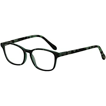 Amazon.com: Lilly Pulitzer Eyeglasses Blythe EM Emerald Green ...