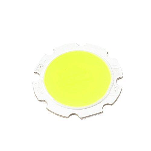 3Wハイパワー白色SMD COB LEDランプビーズライト240-270LM 6000K B06XVNWRP2