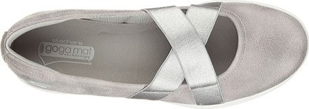 Skechers Slip slipper CHOC Trainers DAINTY Women's on STEP GO Charcoal rxwfYTqpr6