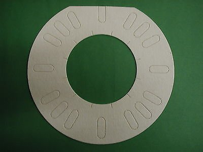 superlin Replaces Oil Burner Flange Gasket for Beckett AF, AFG replaces 31653 1/16