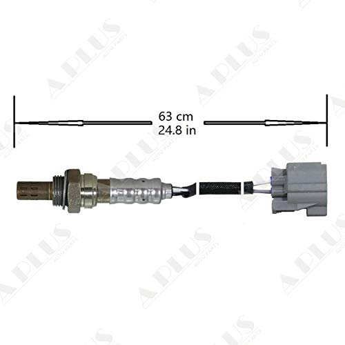 MAXFAVOR 4PCS Oxygen Sensor for Ford F-150 Mark Lt 5.4L 4.2L 08 07 06 05 04 Upstream and Downstream O2 Sensor 234-4401 x2 234-4401 x2 02 sensor