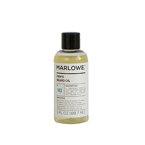 Marlowe No 143 Mens Beard