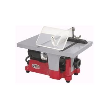 Chicago Electric Power Tools 4 Mighty Mite Table Saw Miniature Table Saw