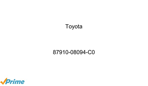 Genuine Toyota 87940-08093-D0 Rear View Mirror Assembly