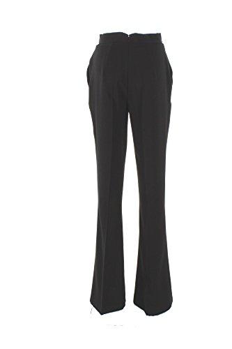 Pantalone Donna Elisabetta Franchi Essential 40 Nero Pa12281e2 Primavera Estate 2018