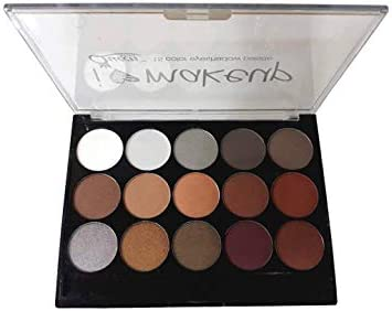 Mini Queen 15 Colors Eyeshadow Palette Buy Online At Best