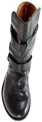Stivali panettiere Donna Nuova Caviglia Scarpe Nero Nero Italia 713 18 Fiorentini Cusna Da 5aHwqxad