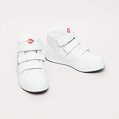 Lee Cooper Athletic Boots, for Boys, White, VGRA0010S