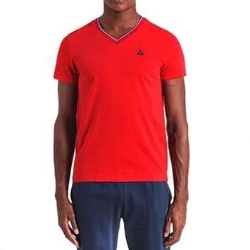 Le Coq Sportif Lauzet T-Shirt Homme  Amazon.fr  Vêtements et accessoires 20f250e1341f