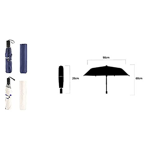 660f8872c13e Amazon.com: Yunhigh Windproof Umbrella Ultra-light Mini Pocket ...
