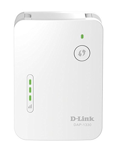 D-Link N300 Wireless WiFi Range Extender (DAP-1330)