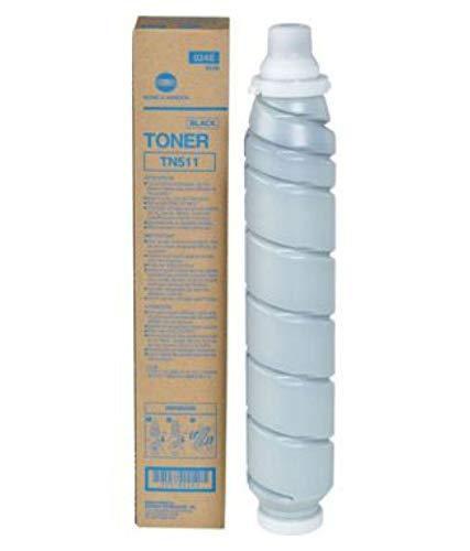 Dreams Single Toner Cartridge Compatible for Konica Minolta TN 511 Toner Cartridge Black Single Color Toner