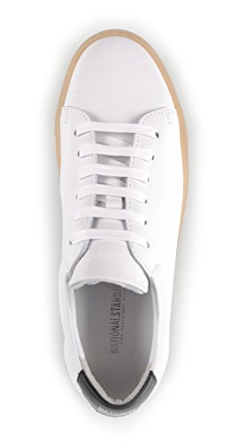 NATIONAL STANDARD Herren Low Sneaker Edition 3 White/Black