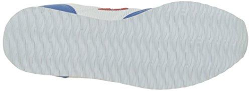 Rivier Optical Alice da Sportif S Le Nylon Coq Ginnastica Scarpe Basse Bianco White Donna ApOUf
