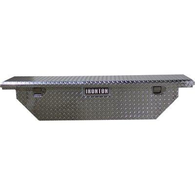 Ironton Slim Lo-Pro Aluminum Crossbed Truck Box - 60in. Box