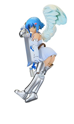 [Amazon.co.jp limited] Legacy-of-Revoltech Queen's Blade Guangming Angel Nanael LR-021 (ABS & PVC painted action figure / with signature ribonucleic ()
