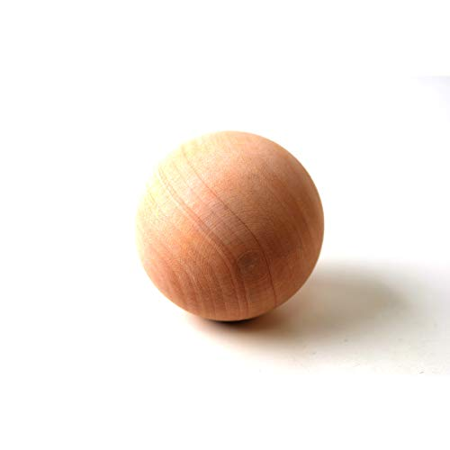 Replacement for Wine Decanter Wood Round Ball - Cork Stopper - Ball Cork - Package of 1