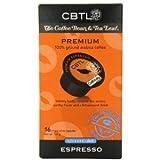CBTL Premium Espresso Capsules - 96 Count