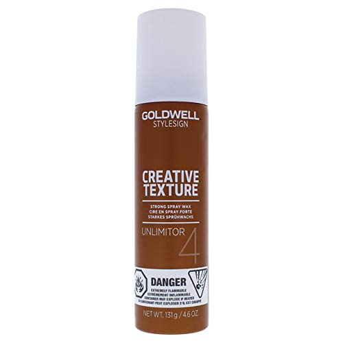 goldwell spray wax